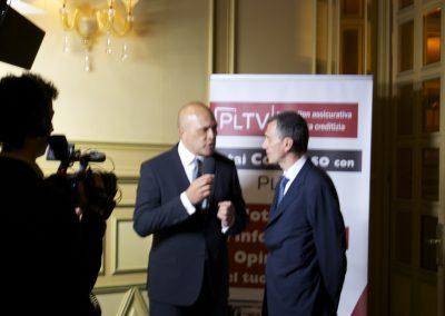 Interview with PLTV - Milan