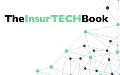 Invited to write an article in The Insurtech Book